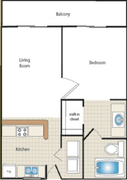 Standard Monthly rent starting at: $669 Washer/Dryer Hook Ups Balconies on 2nd and 3rd floor Walk-in Closets Near Orem City Library  Deluxe Monthly rent starting at: $699 Includes Dishwasher Updated Kitchen Cabinets Tile in Kitchen and Bathroom